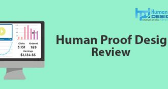 Human Proof Design Review – Build Your Own Affiliate Website