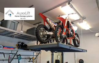 Auxx Lift Review | World-Class Garage Storage System