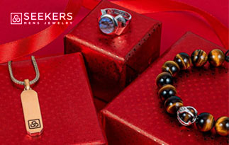 SEEKERS MEN'S JEWELRY- A Trusted Platform To Buy Stunning Men's Jewelry